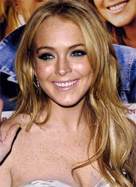 Juuri vieroituksesta päässyt Lindsay Lohan juhlisti syntymäpäiviään vodkan avulla.