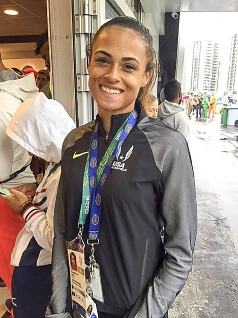 Onko tässä 400 metrin aitojen tuleva ME-nainen? Moni uskoo, että Sydney McLaughlin pystyy rikkomaan Julia Nosova-Pechonkinan 15 vuotta vanhan ennätyksen.
