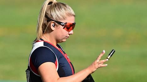 Amber Hill ei pysty osallistumaan Tokion olympialaisiin.