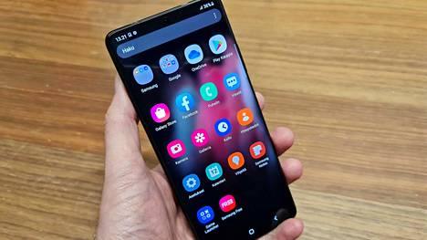 Galaxy S21 Ultra 5G on Samsungin uusi huippupuhelin.