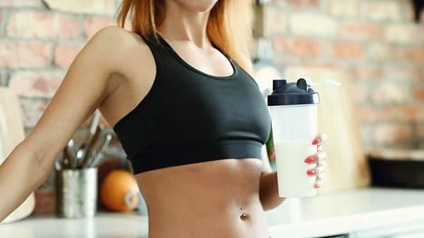Painosta ei kannata ottaa liikaa stressiä vaan tehdä hyviä elintapamuutoksia ja antaa painon hakeutua sopivaan lukemaan.