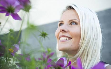 Kristiina Mäkelä hyppäsi toukokuussa Saksassa 13,81.