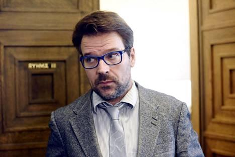 Vihreiden pitkäaikainen puheenjohtaja Ville Niinistö kommentoi monien muiden vihreiden tapaan Touko Aallon eroilmoitusta.