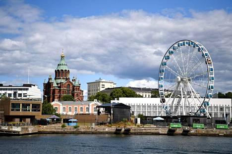 Helsinki pääsi mukaan Time-lehden listalle.