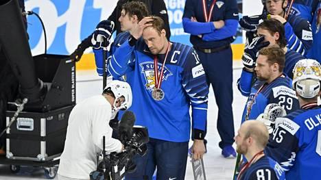 Suomi ja Kanada kohtasivat MM-finaalissa.