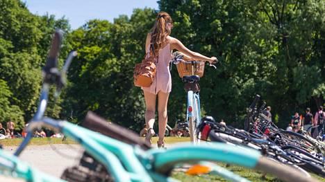 Hyväkuntoiselle pyöräily on hyvää palauttavaa liikkumista, joka tuo monipuolisuutta muuhun harjoitteluun.