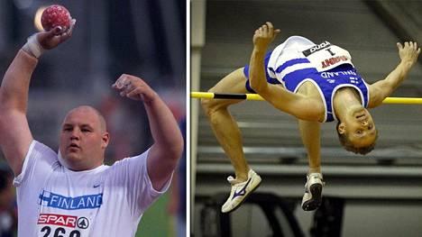 Osku Torron mielestä hänelle ja Mika Halvarille kuuluisi uuden käytännön mukaisesti Suomen ennätykset.
