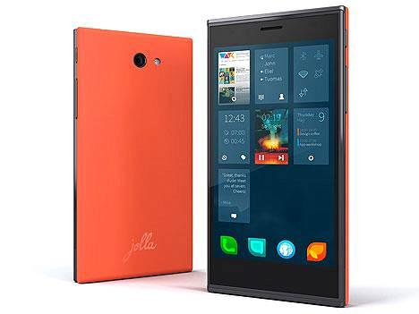 Jollan omasta puhelimesta tuttu Sailfish OS tulee myös Android-puhelimiin.