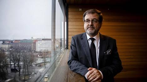 Kevan toimitusjohtaja Timo Kietäväinen jää eläkkelle.
