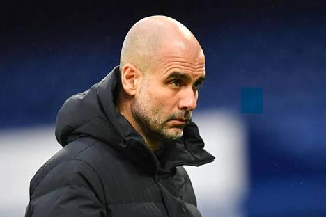 Esimerkiksi Manchester Cityn maineikas päävalmentaja Pep Guardiola tuomitsi superliigan tylysti, vaikka City kuuluukin sen perustajajäseniin.