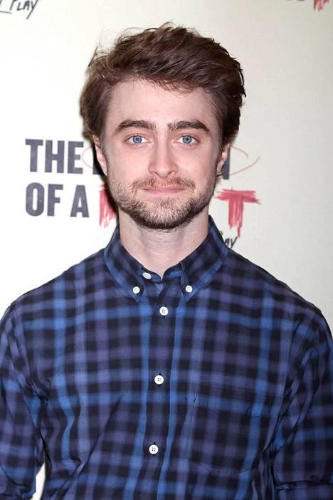 Daniel Radcliffe kasvoi aikuiseksi julkisuuden paineissa. Nykyään näyttelijä on 29-vuotias.