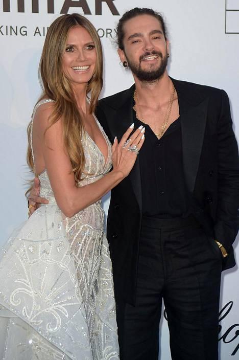 Heidi Klumin ja Tom Kaulitzin hääpäivän on kerrottu olleen 22. helmikuuta.