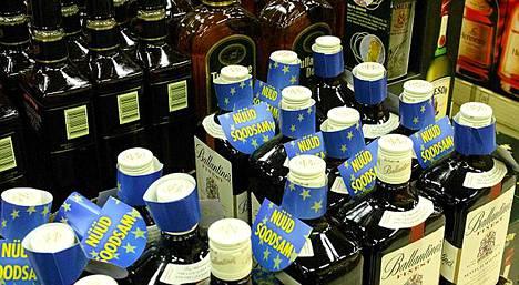 Viskit maistuvat ruotsalaisille pitkäkyntisille.