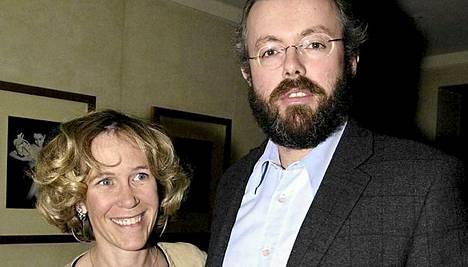 Yksi maailman rikkaimmista pariskunnista: Eva ja Hans Kristian Rausing.