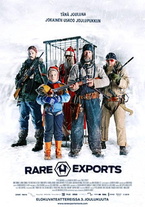 Suomalainen jouluelokuva Rare Exports on voittanut parhaan elokuvan palkinnon Sitgesin filmifestivaaleilla Espanjassa.
