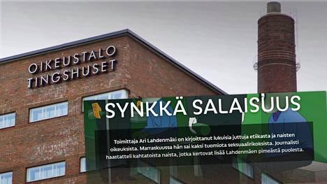 Helsingin käräjäoikeus ja hovioikeus ovat antaneet palkitulle toimittajalle tuomiot. Journalisti-lehti kertoi miehen käyttäneen useita naisia hyväkseen.