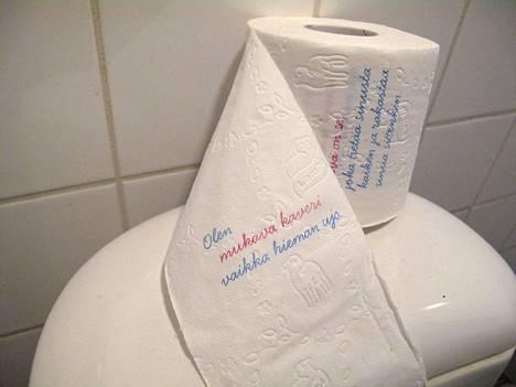 Oletko vienyt vessapaperin hotellista kotiin?