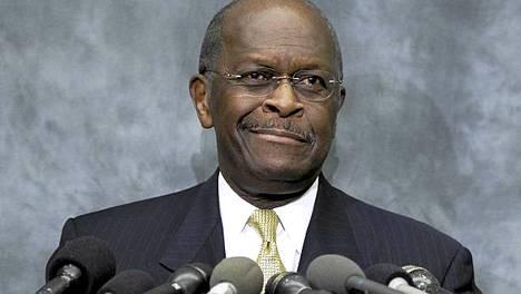 Yhdysvalloissa arvaillaan, kaatavatko ahdistelusyytteet Herman Cainin kampanjan.