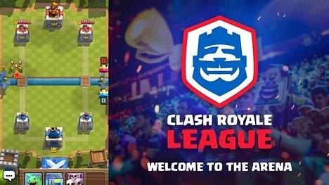 Rajatuista paikoista Clash Royalen ammattilaisliigaan kilpailee 6723 pelaajaa.
