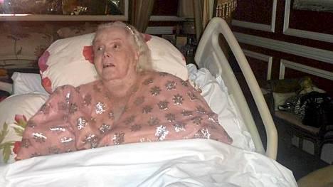 Zsa Zsa Gabor on jo 95-vuotias.