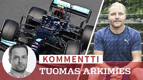 Valtteri Bottas on ammattimies, mutta mitä hänen siirtonsa Alfa Romeolle ja Kimi Räikkösen lopettaminen tarkoittaa F1:n vetovoimalle?