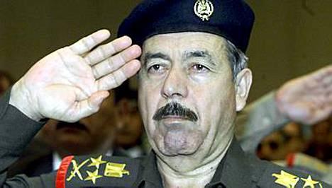 Saddam Husseinin serkku Ali Hassan al-Majid tuomittiin kuolemaan Irakissa.