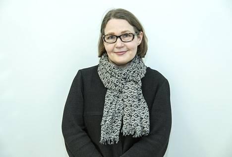 Turun perhe- ja sosiaalipalveluiden palvelualuejohtaja Sirpa Kuronen.