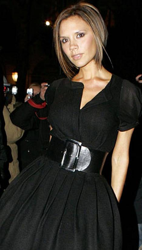 Victoria pyrähti Pariisin muotitapahtumiin.