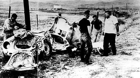 James Deanin elämä päättyi 30.9.1955.