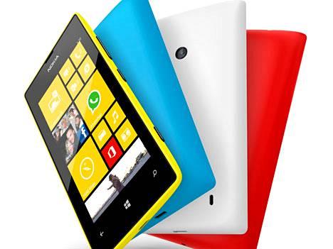 Nokian Lumia 520 on menestynyt Suomessa ja maailmalla.