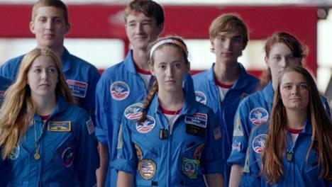 Amerikkalaisnuoret pääsevät Alabamassa koulutusohjelmaan, joka valmistaa heitä tulevaisuuden astronauteiksi, insinööreiksi ja astrofyysikoiksi.