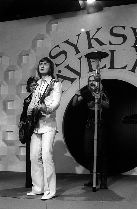 Jukka Kuoppamäki Syksyn Sävel 1973 -kilpailussa