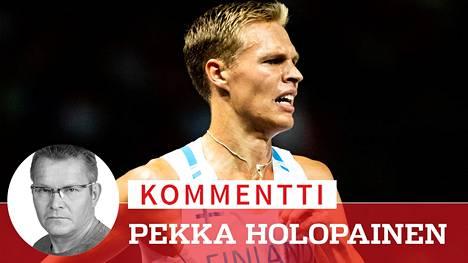 Topi Raitanen hioo MM-kuntoaan vastentahtoisesti Pajulahden urheiluopistolla, vaikka haluaisi harjoitella Sveitsin St. Moritzissa.