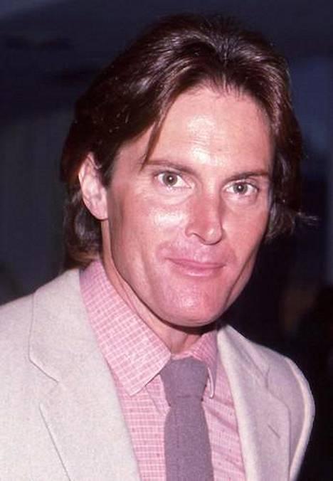 Bruce Jenner ennen sukupuolenkorjausta.