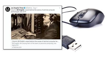 Hiiren esittelyn jälkeen English edesauttoi henkilökohtaisen tietokoneen eli pc:n syntyä.