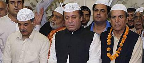 Pakistanin entinen pääministeri Nawaz Sharif palasi lauantaina kotimaahansa seitsemän vuoden maanpakolaisuuden jälkeen.