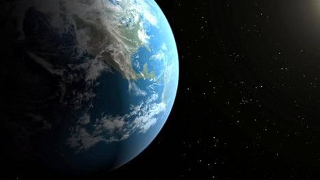 Maanjäristykset yleistyvät kun Maan pyöriminen akselinsa ympäri hidastuu.