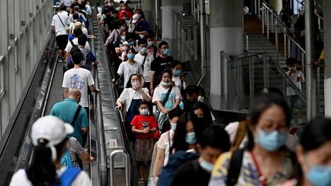 Edellinen koronavirustartunta todettiin Pekingissä viime tammikuussa.