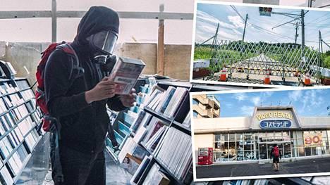 Malesialaissyntyinen Keow Wee Loong ystävineen vieraili salaa neljässä kaupungissa Fukushiman prefektuurin alueella kesäkuussa.