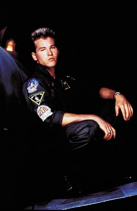 Val Kilmer teki läpimurtonsa Top Gun -elokuvassa. Hän uusii roolinsa elokuvan jatko-osassa.