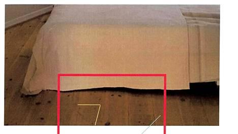 Oikeudessa kiisteltiin muun muassa asunnon mäntylattian kunnosta. Vuokranantajan mukaan alivuokralainen oli naarmuttanut lattiaa, mutta oikeus hylkäsi vuokranantajan korvausvaatimuksen.