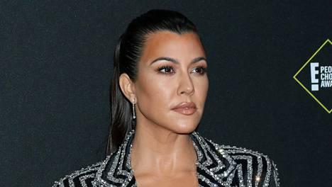 Kourtney Kardashian haluaa pitää kiinni yksityisyydestään.