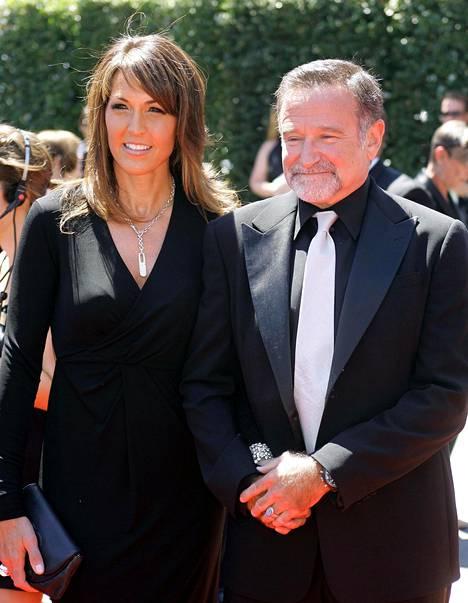 Robin Williamsin puoliso Susan Schneider Williams kertoo dokumentin avaavan Williamsin sairautta ja sitä, miten se vaikutti häneen viimeisinä elinpäivinä.