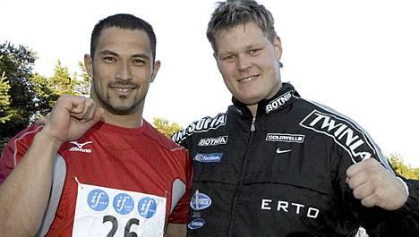 Koji Murofushi on Olli-Pekka Karjalaisen voittajasuosikki.