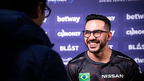 """Marcelo """"coldzera"""" David kertoi DOT Esportsin haastattelussa mieluisan uutisen faneille: FaZen tähtäimessä on todellinen pelinjohtaja, jollainen joukkueelta on puuttunut jo lähes kaksi vuotta."""