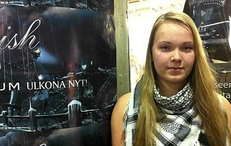 Tamperelainen Linda Repo nappasi ensimmäisen paikan jonosta.
