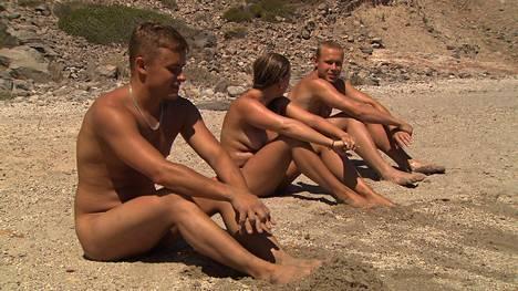 Ohjelmaa kuvattiin Kreikan lämpöisillä leveyspiireillä.