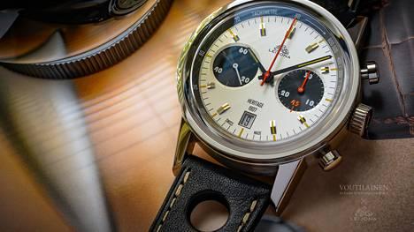 Malliston kallein kello on Urho Chrono. Se maksaa 4 990 euroa. Se on saanut inspiraationsa 1970-luvulta ja nimensä Urho Perkolta.