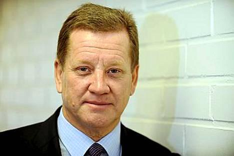 Roger Talermo jatkaa Suomen Olympiakomitean puheenjohtajana seuraavat neljä vuotta.