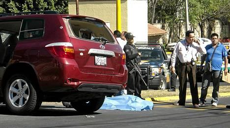 Meksikon turismiministeri surmattiin tasokkaalla asuinalueella Guadalajaran kaupungissa.